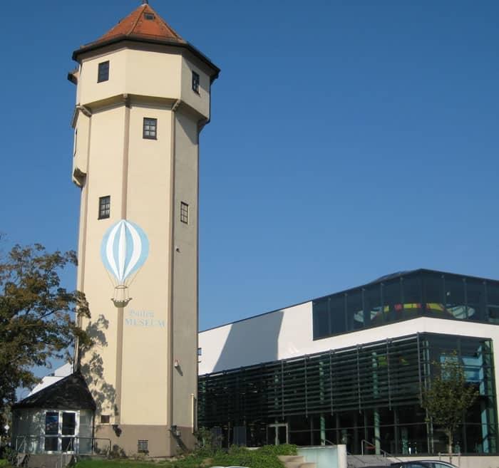 Ballonmuseum Gersthofen Augsburg