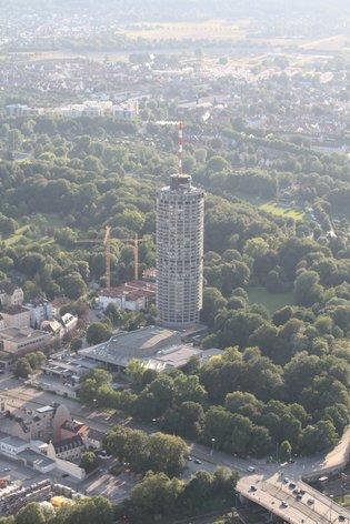 Der Hotelturm