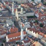 moritzplatz weberhaus Augsburg
