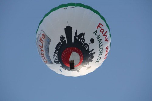 Unser Augsburg Ballon
