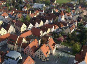 NEU 2019: Ballonfahrt Gutschein Aichach 1 Person verschenken