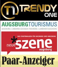 Bekannt aus den Augsburger Medien