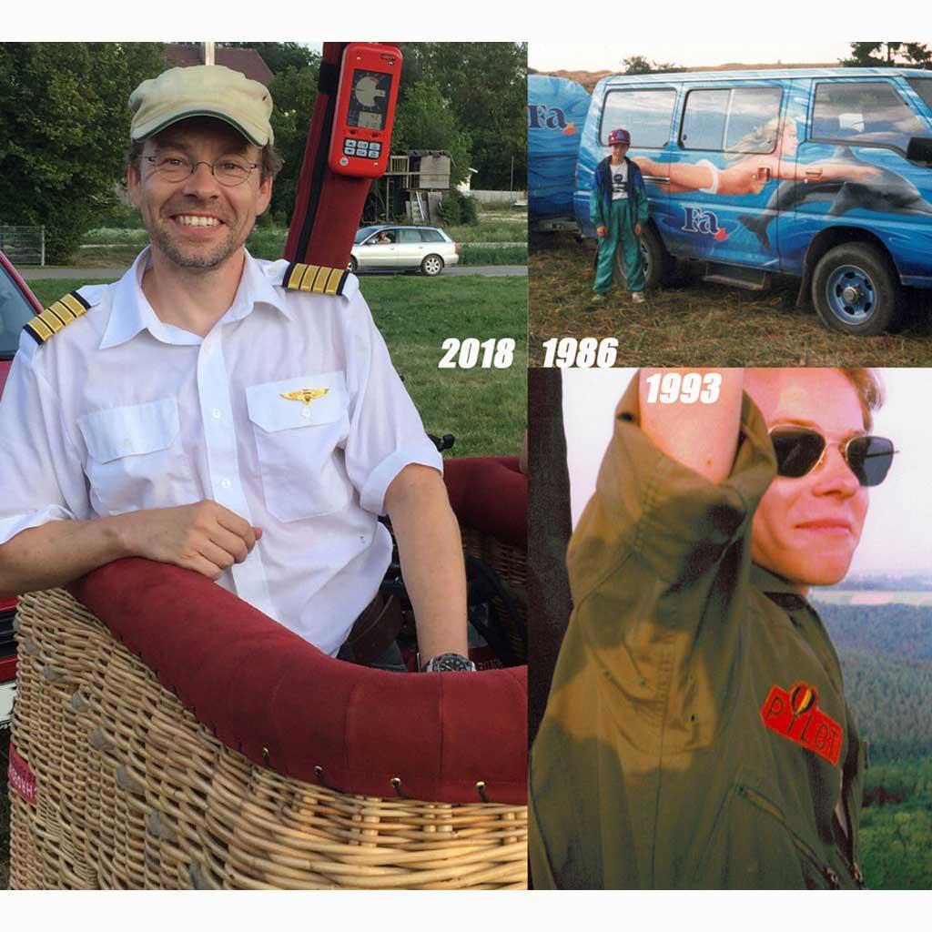 Nils Römeling - Pilot bei Ballonfahrten Augsburg