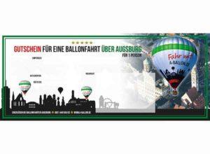 Pdf Gutschein für 1 Person über Augsburg kaufen