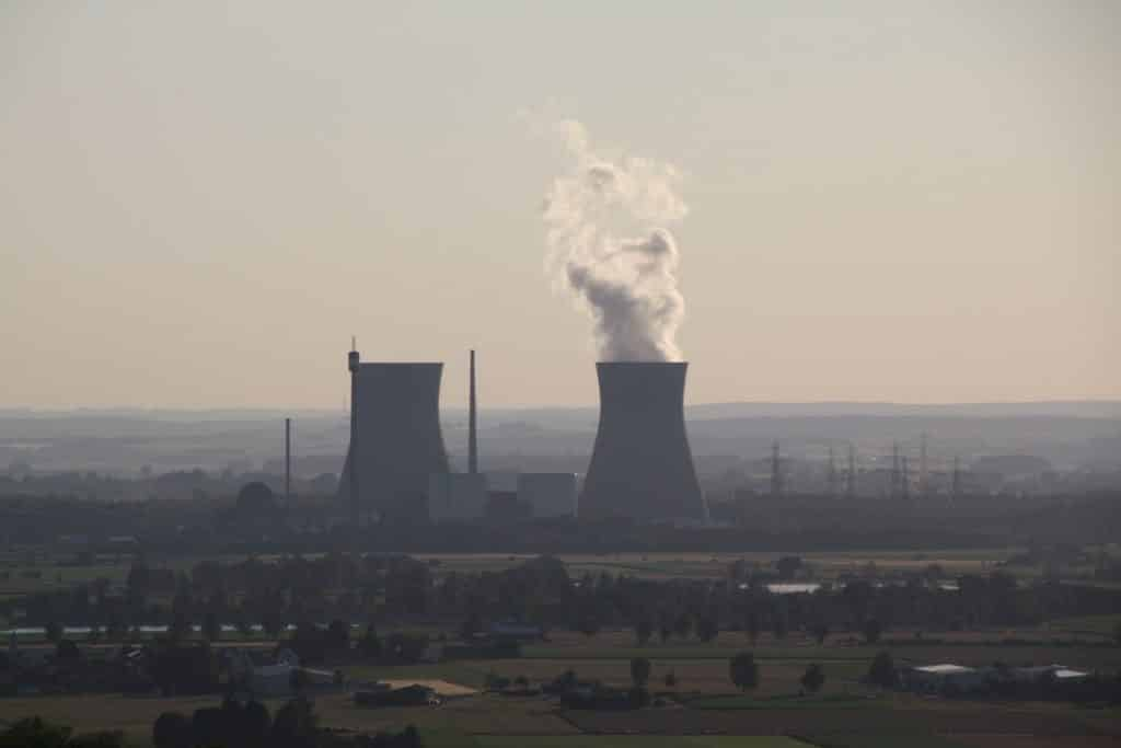 Das Atomkraftwerk in Gundremmingen ist immer zu sehen!
